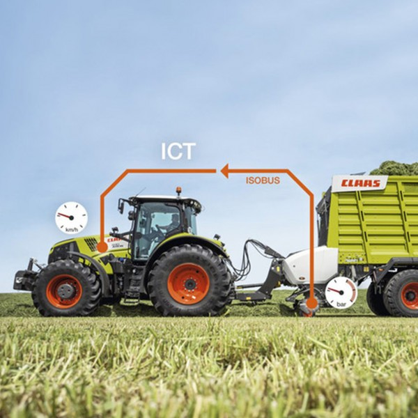 Implement Controls Tractor (ICT)